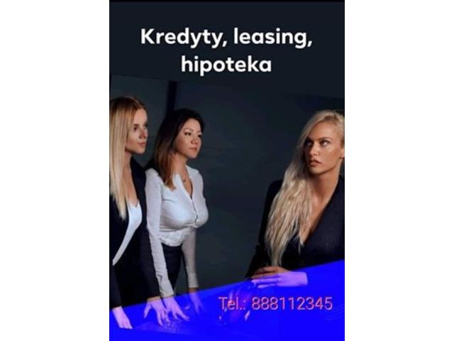 KREDYT INWESTYCYJNY do 35 mln zł